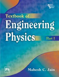 Textbook of Engineering Physics - Part I: Book by JAIN MAHESH C.