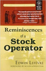 Reminiscences Of A Stock Operator (English) 1st Edition: Book by Edwin Lefevre