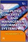 Computer Concepts And Management Information Systems (English) (Paperback): Book by Jha G Davendranath