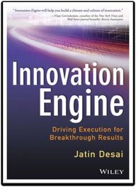 Innovation Engine: Book by Jatin Desai
