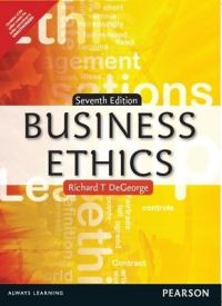Business Ethics (English) 7th Edition: Book by Richard T DeGeorge