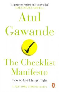 Checklist Manifesto; The (R/J) (English): Book by Gawande, Atul