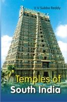 Temples of South India (Hb): Book by V.V. Subba Reddy