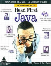 Head First Java (English) 2nd Edition (Paperback): Book by Bert Bates