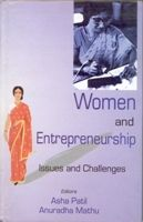 Women And Entrepreneurship: Issues And Challanges: Book by Anuradha Mathu
