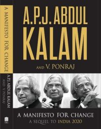 A Manifesto for Change : A Sequel to India 2020 (English): Book by A. P. J. Abdul Kalam