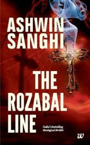 ROZABAL LINE(NEW EDN) (English) (Paperback): Book by Ashwin Sanghi