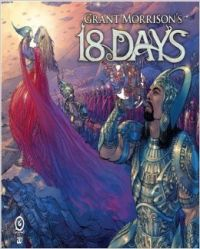 18 Days: Book by Grant Morrison