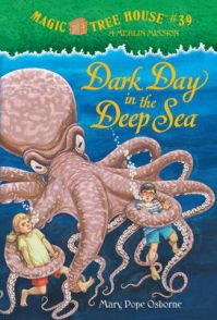 Dark Day in the Deep Sea: Book by Mary Pope Osborne