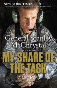 My Share of the Task: Book by Stanley McChrystal