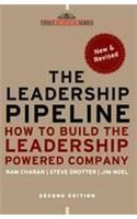 The Leadership Pipeline: How to Build the Leadership Powered Company: Book by James Noel