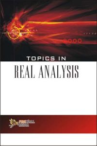 Topics in Real Analysis | Book by Dr  Prakash Kulbhushan | Best