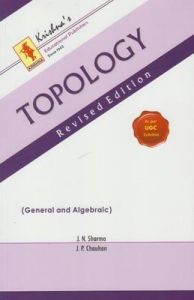 Topology | Book by J  P  Chauhan, J  N  Sharma | Best Price
