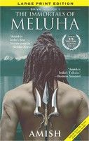 The Immortals of Meluha (English) (Paperback): Book by                                                      Amish is graduated from IIM, boring banker turned happy author. The success of his debut book, The Immortals of Meluha, Book 1 of the Shiva Trilogy, encouraged him to give up a fourteen-year old career in financial services to focus on writing. He is passionate about history, mythology and philosoph... View More                                                                                                   Amish is graduated from IIM, boring banker turned happy author. The success of his debut book, The Immortals of Meluha, Book 1 of the Shiva Trilogy, encouraged him to give up a fourteen-year old career in financial services to focus on writing. He is passionate about history, mythology and philosophy, finding beauty and meaning in all world religions.