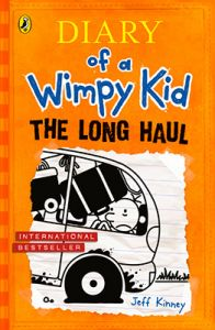 Diary of a Wimpy Kid: The Long Haul (Book 9) (Diary of a Wimpy Kid 9): Book by Jeff Kinney