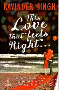 This Love that Feels Right . . . (English) (Paperback  Ravinder Singh): Book by Ravinder Singh