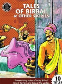 Tales Of Birbal & Other Stories: Book by Anant Pai