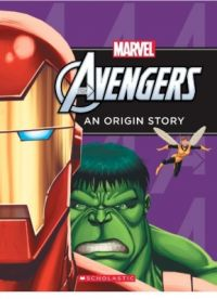 Avengers: An Origin Story (PB ed) (English) (Paperback): Book by Marvel