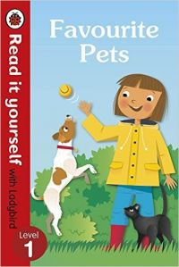 Favourite Pets - Read It Yourself with Ladybird Level 1 (English) (Paperback  Ladybird): Book by Ladybird