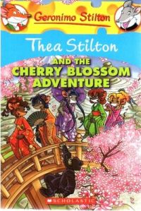 Thea Stilton and the Cherry Blossom Adventure (English) (Paperback): Book by Thea Stilton