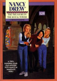 Treasure in the Royal Towers: Book by Carolyn Keene
