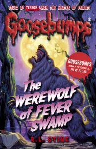 The Werewolf of Fever Swamp: Book by R. L. Stine