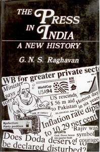 The Press In India: A New History: Book by G.S.C. Raguavan
