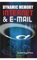 Dynamic Memory Internet & Email English(PB): Book by Devender Singh Minhas