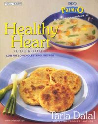 Healthy Heart : Book by Tarla Dalal