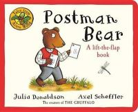 Tales From Acorn Wood: Postman Bear: Book by Julia Donaldson