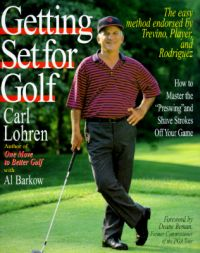 Getting Set for Golf: Book by Carl Lohren
