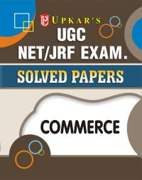 UGC NET/JRF Exam. Solved Papers Commerce: Book by Editorial Board : Pratiyogita Darpan