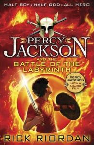 Percy Jackson and the Battle of the Labyrinth (English) (Paperback): Book by Rick Riordan