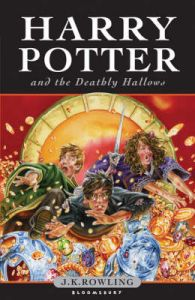 Harry Potter & the Deathly Hallows : Book by J. K. Rowling