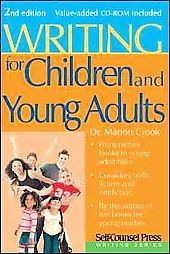 Writing for Children and Young Adults: Book by Marion Crook