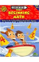 Beginning Math: Book by Learning Horizons