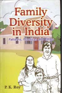 Family Diversity In India: Book by P.K. Roy