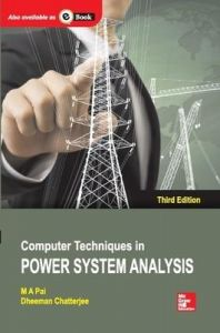 Computer Techniques in Power System Analysis: Book by M Pai