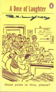 A Dose of Laughter: Book by R.K. Laxman