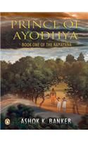 Prince Of Ayodhya: Book by Ashok Banker