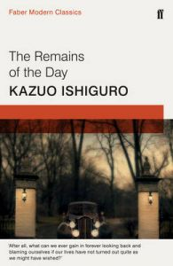 The Remains of the Day: Faber Modern Classics: Book by Kazuo Ishiguro