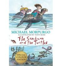 Sandman And The Turtles - Colour Edition (English): Book by Michael Morpurgo