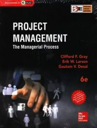 Project Management: Book by Gray (Barry University, USA)