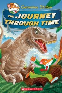 GERONIMO STILTON'S THE JOURNEY THROUGH TIME