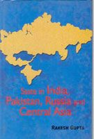 State In India, Pakistan, Russia And Central Asia: Book by Rakesh Gupta