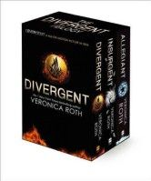 Divergent Series (English) (Paperback): Book by Veronica Roth