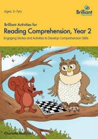 Brilliant Activities for Comprehension, Year 2: Book by Charlotte Makhlouf