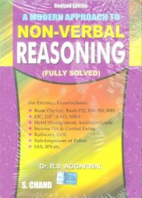 A Modern Approach to Non Verbal Reasoning: Book by R. S. Aggarwal