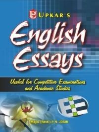 English Essay  Book By Major Retd Pnjoshi  Best Price In  English Essay Book By Major Retd Pnjoshi