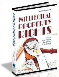 Intellectual Property Rights: Book by S. B. Verma